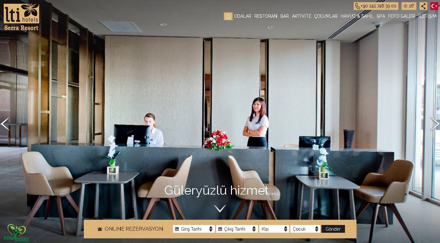 Serra Resort Hotel