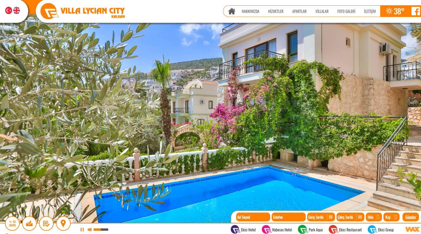 Villa Lycian City