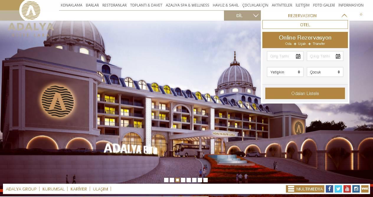Adalya Hotels